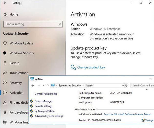 trik mengaktifkan windows 10 secara gratis