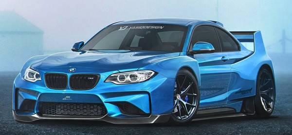 2019 BMW M2 CS with 400 HP M4 Engine