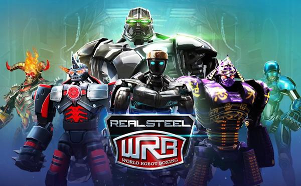 Real Steel World Robot Boxing 41.41.271 Apk + Mod (Money)