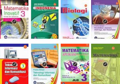 Daftar Buku Pelajaran KTSP SMA Kelas 12