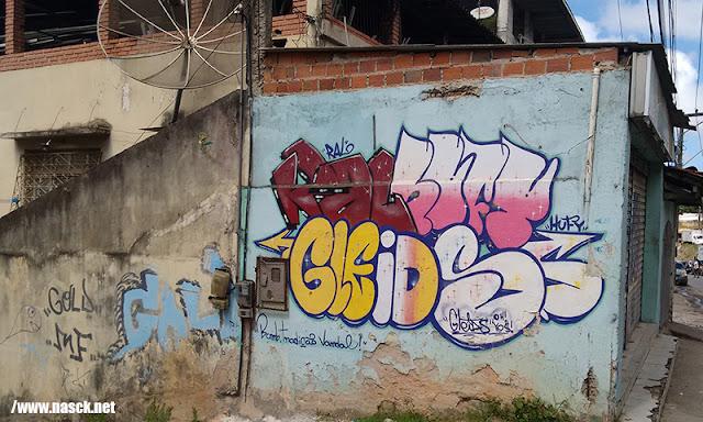 Bomb nas imediações da Estrada de Campinas de Pirajá. Foto: Nasck