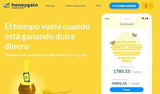Honeygain, gana dinero compartiendo Internet