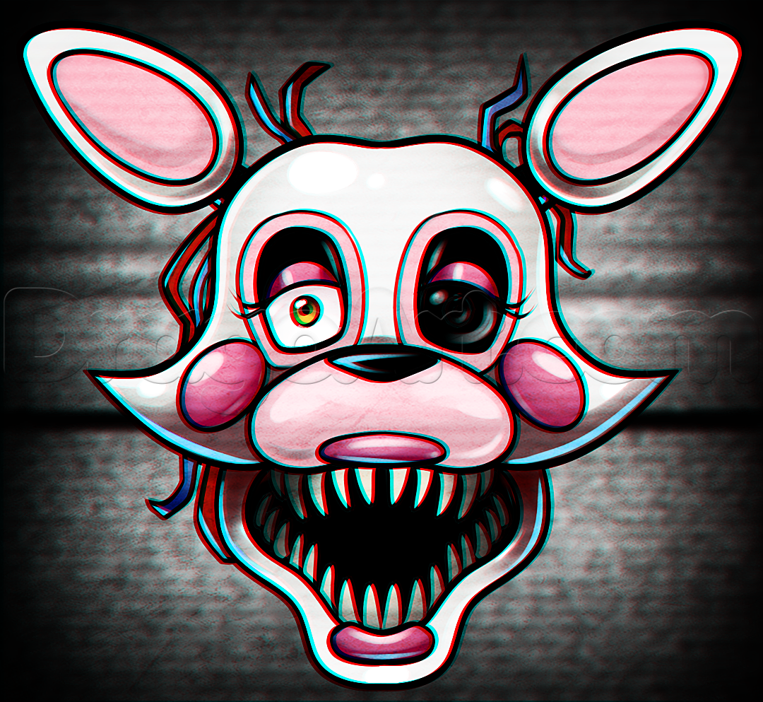 Five Night's at Freddy's 2015-2018: 25. Mangle to ON(A)!