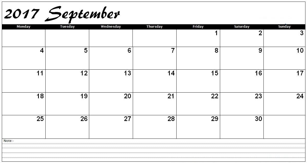 printable calendar schedule