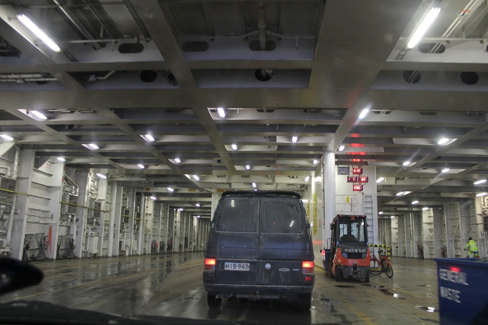 Tallink Autolähtöselvitys