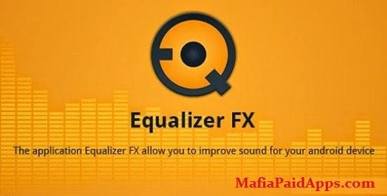 Equalizer FX v2 0 Apk | MafiaPaidApps com | Download Full