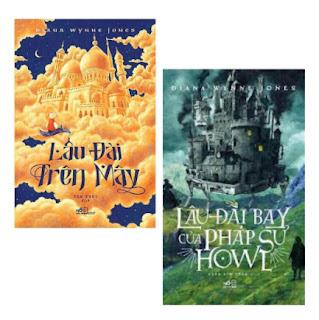 Combo Sách Văn Học Hay: Lâu Đài Bay Của Pháp Sư Howl (Tái Bản 2020) + Lâu Đài Trên Mây ebook PDF EPUB AWZ3 PRC MOBI