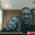 Filho de Djalminha aparece ao vivo na ESPN e apaga luz do quarto onde o pai estava