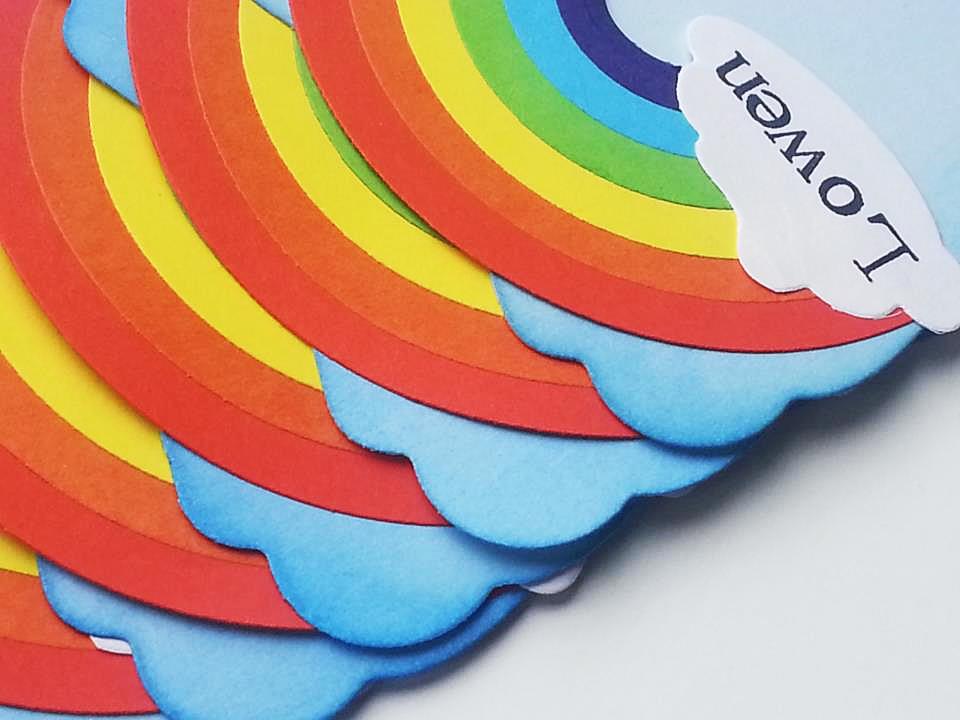 MLP Party Rainbow Dash Invites