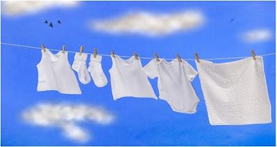 como mantener la ropa blanca con nueva