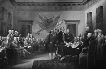 Revolusi Amerika Kronologi dan Akibat