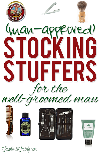 Stocking Stuffer Ideas 101 stocking stuffer ideas for men | lamberts lately