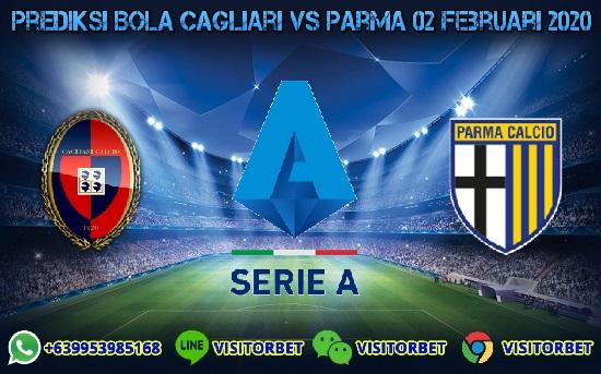 Prediksi Skor Cagliari vs Parma 02 Februari 2020