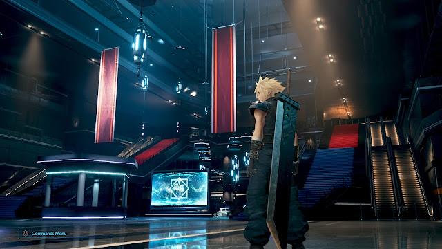shinra Final Fantasy 7 Remake