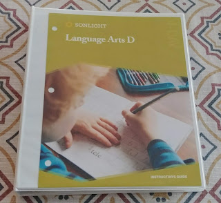 Sonlight Language Arts D (Review)