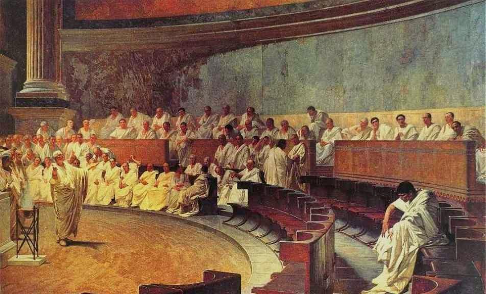 Accion como medio de defensa de derechos romanos