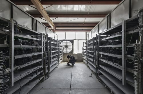 Bitcoin spikes after Inner Mongolia declares war on mining