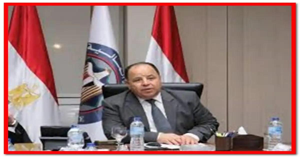 وزير المالية يعلن تفاصيل العلاوة الدورية الـ 7% و 12% والحافز الاضافى الجديد على اساسي 2020