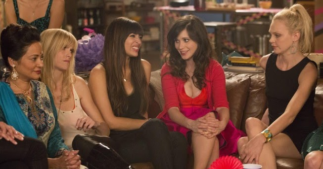 new girl season 2 episode 14 delishows