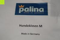 Hersteller: Palina Hundekissen 95° waschbar | Hundebett | Herstellung in Deutschland