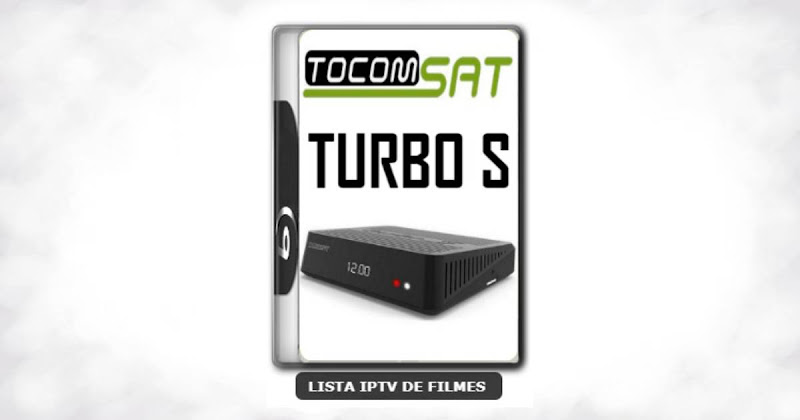 Tocomsat Turbo S Nova Atualização Satélite SKS Keys 61w ON V1.029