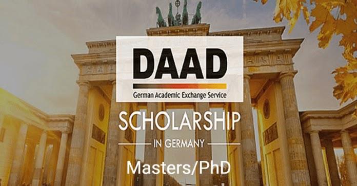 Étudier en Allemagne: Bourse DAAD entièrement financée 2022-2023