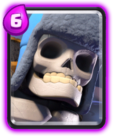Carta Esqueleto Gigante de Clash Royale - Cards Wiki