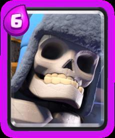 Carta Esqueleto Gigante de Clash Royale - Wiki da Carta