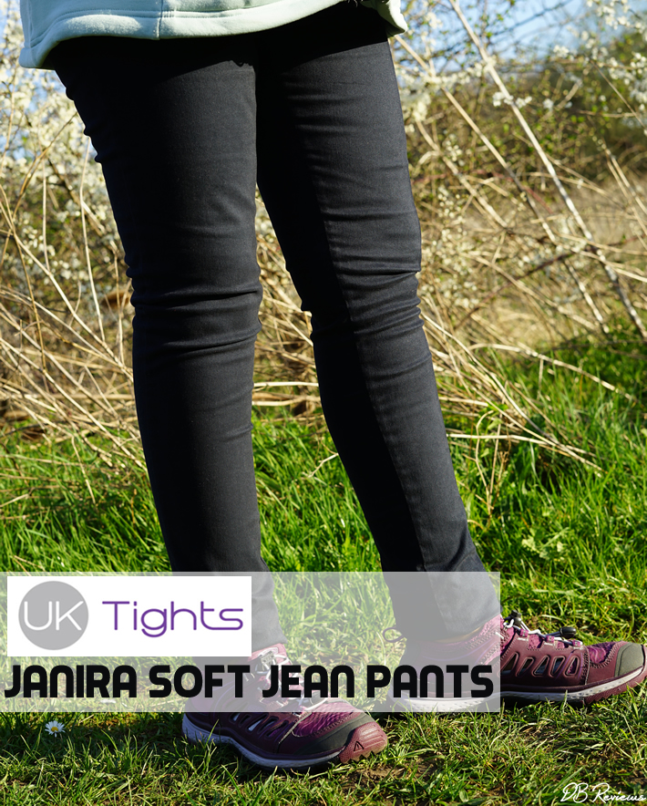 UK Tights Janira Soft Jean Pants