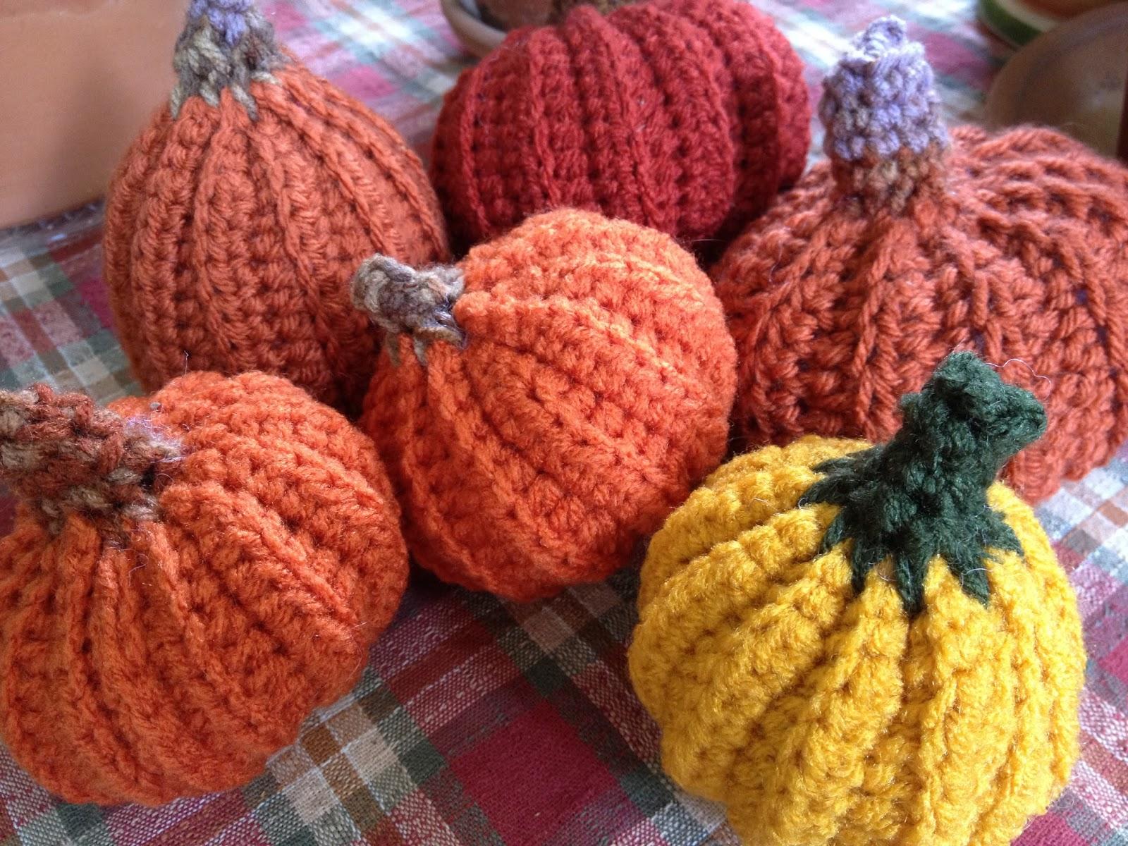 Fiddlesticks - My crochet and knitting ramblings.: Pun-kins!!
