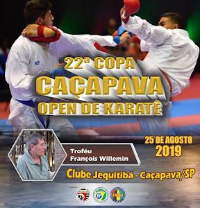 22ª Copa Caçapava de Karate