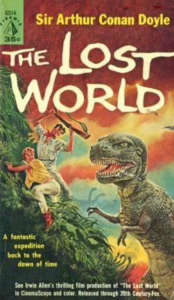 The Lost World by Sir Arthur Conan Doyle Free Download