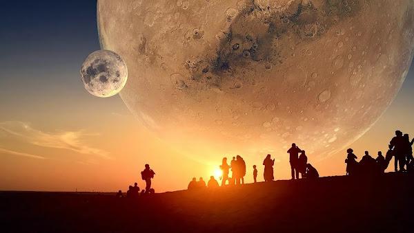 [SCI-TECH] Sang, sueur et larmes: des chercheurs désignent les ingrédients pour créer du béton sur Mars