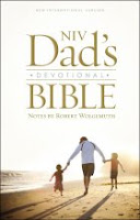 BookReview NIV Dad's Devotional Bible with Robert Wolgemuth