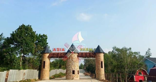 Wisata Asia Farm Pekanbaru