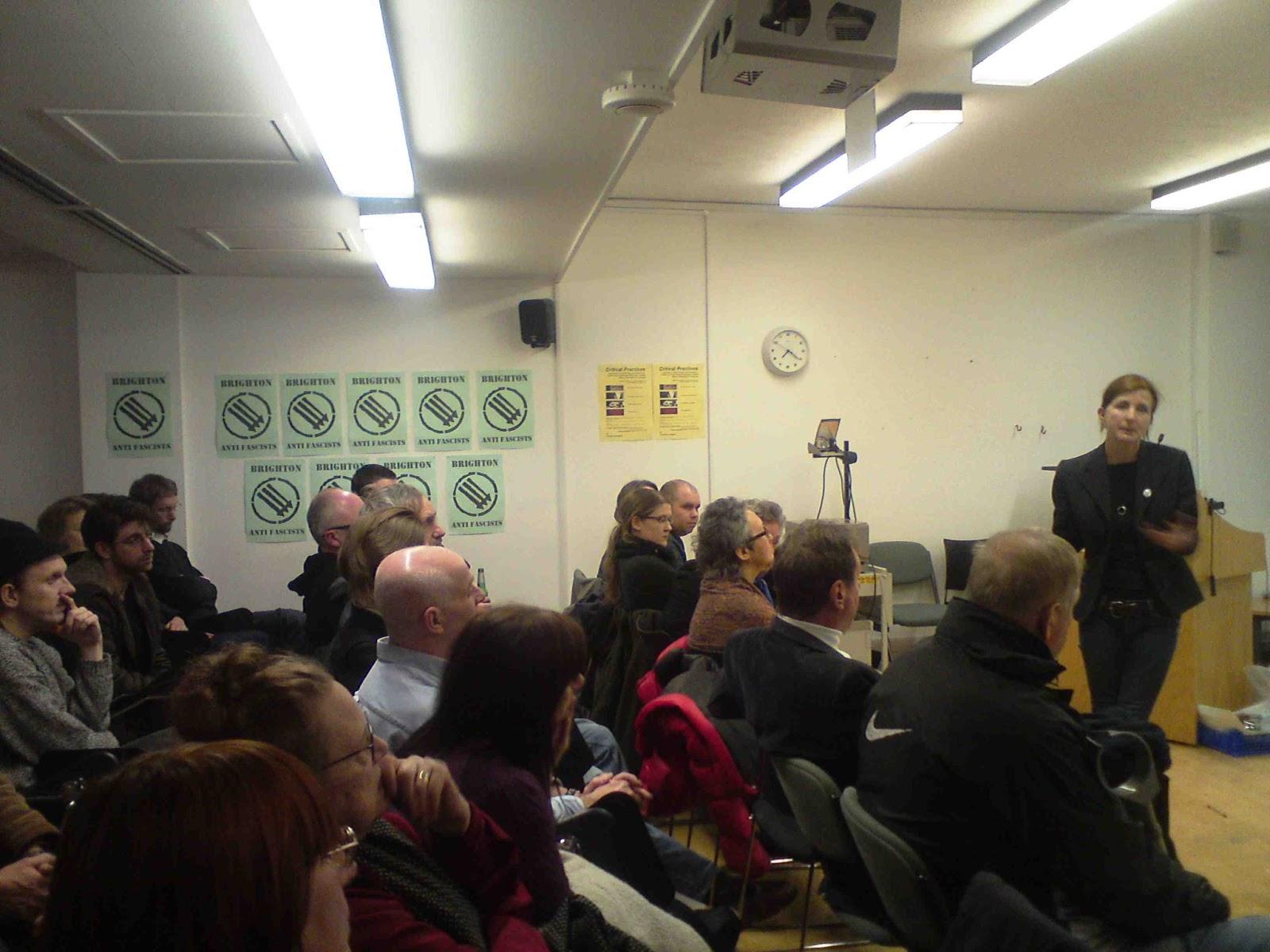 Tony Greenstein Blog: Tony Greenstein's Blog: Anti-Fascist Book Launch In