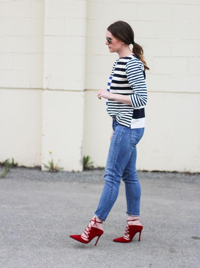 Spring Trends- Bold Stripes