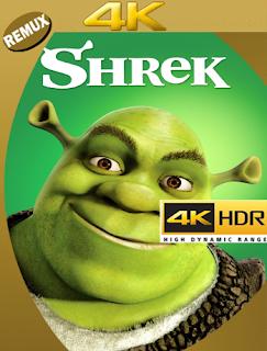 Shrek (2001) Latino BDREMUX 4K HDR [Google Drive] Onix