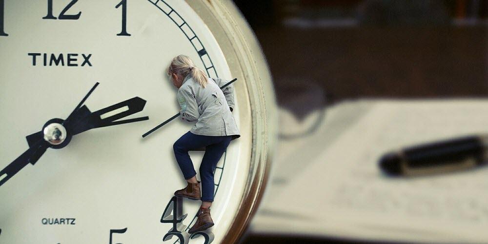 Las empresas españolas están a favor de implementar el horario laboral europeo