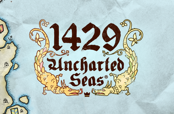 1429 Uncharted Seas Slot by Thunderkick