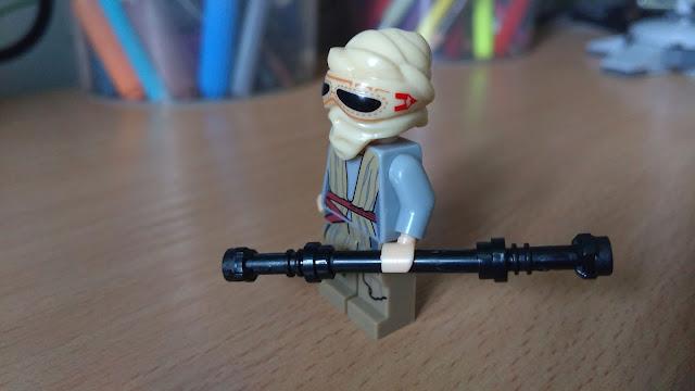 Рей фигурка lego купить