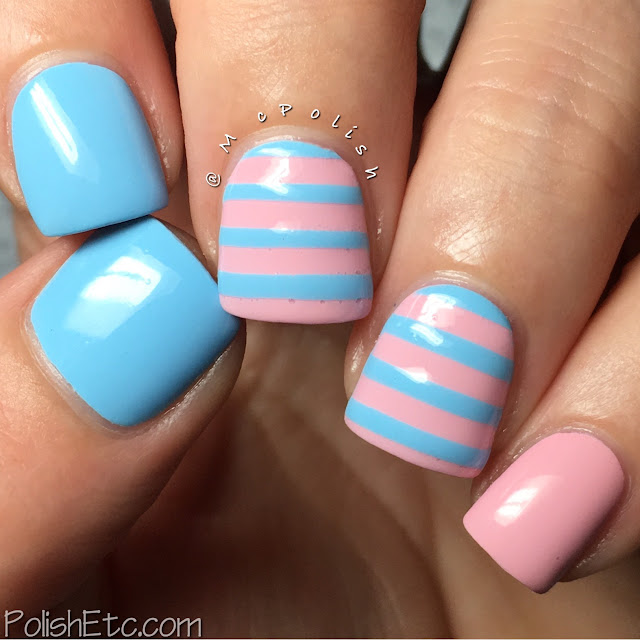 Cirque Colors - Nordstrom x Vans Pop-In Shop - McPolish - Stripe Kit