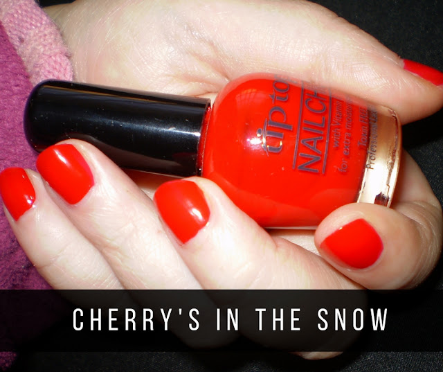 Tip Top Cherry's In The Snow