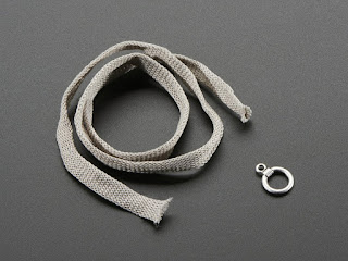 Potenciòmetre tèxtil