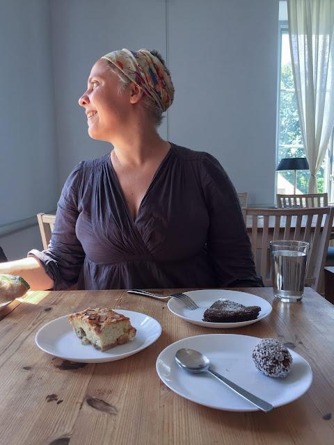 Glimmingehus Café, Sweden