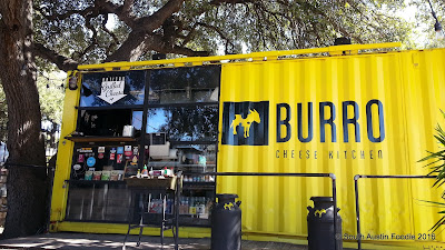 Burro Cheese Kitchen trailer