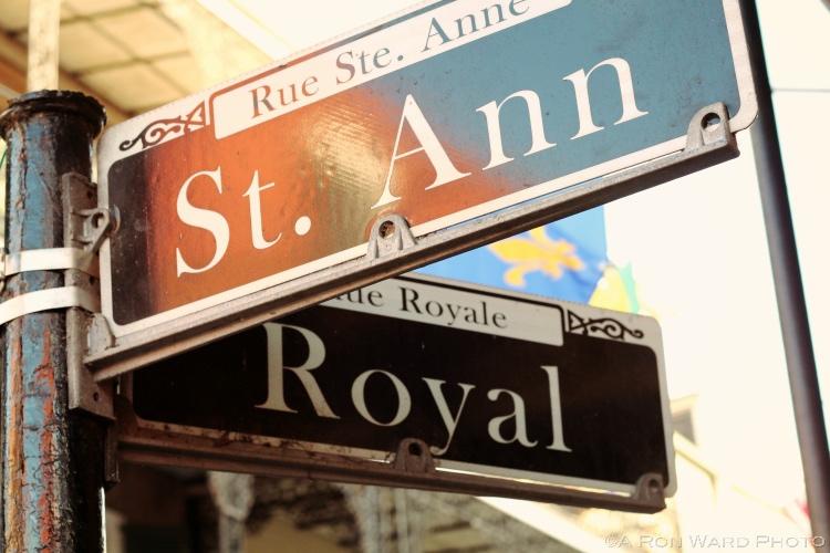 2017 NOWFE Royal Street Stroll