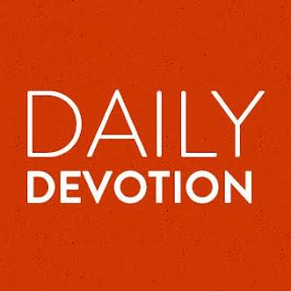 Today's Devotion(Sunday)
