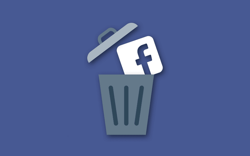 رابط حذف حساب فيس بوك نهائيا بدون رجعة