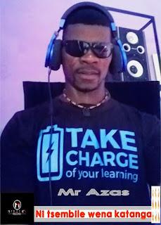 Mr. Azas - Ni Tsembile Wene Katanga (Prod. By Mitolas Records)